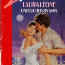 Untouched By Man by Laura Leone Silhouette Desire Romance Book Novel 0373057377