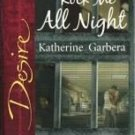 Rock Me All Night by Katherine Garbera Silhouette Desire Romance Book Novel Love Fiction