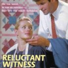 Reluctant Witness by Linda Markowiak Amish Harlequin SuperRomance Book 0373707851