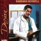 Bachelor Doctor by Barbara Boswell Silhouette Desire Fiction Novel Book 0373763034