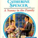 A Nanny In The Family by Catherine Spencer Harlequin Presents Novel Book 037311950X