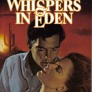 Whispers In Eden by Marsha Alexander Harlequin SuperRomance Novel Book 0373701896