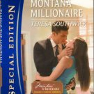 Taming The Montana Millionaire by Teresa Southwick Special Edition Book 037365541X