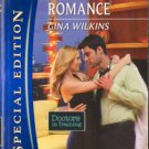 Prognosis: Romance by Gina Wilkins Silhouette Special Edition Book 0373655517