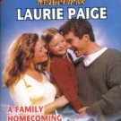 A Family Homecoming by Laurie Paige Silhouette Special Edition Book 0373242921