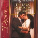 The Laws Of Passion by Linda Conrad Dynasties The Danforths Book 0373766092