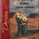 The Gentrys: Cinco by Linda Conrad Silhouette Desire Novel Book 0373765088