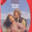 Texas Gold by Joan Hohl Silhouette Desire Romance Fiction Fantasy Book 0373052944