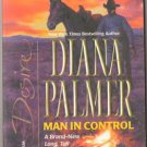 Man In Control by Diana Palmer Silhouette Desire Romance Novel Book 0373765371