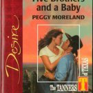 Five Brothers And A Baby by Peggy Moreland Silhouette Desire Novel Book 0373765320