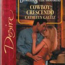 Cowboy Crescendo by Cathleen Galitz The Danforths Silhouette Desire 0373765916