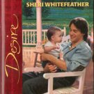 Cherokee Dad by Sheri Whitefeather Silhouette Desire Romance Novel Book 0373765231