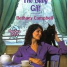 The Baby Gift by Bethany Campbell Harlequin SuperRomance Novel Book 0373710526