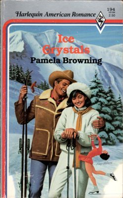 Ice Crystals by Pamela Browning Harlequin American Romance Novel Book 0373161948