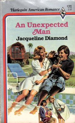 An Unexpected Man by Jacqueline Diamond Harlequin American Romance Novel Book 0373161964