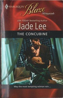 The Concubine by Jade Lee Blaze Harlequin Blaze Romance Novel Book 0373794533