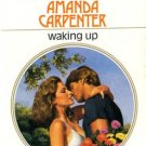 Waking up by Amanda Carpenter Harlequin Presents Romance Novel Book 0373109199