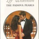 The Padova Pearls by Lee Wilkinson Harlequin Presents Romance Book 0373126972