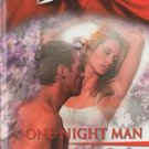 One-Night Man by Jeanie London Harlequin Blaze Romance Novel Book 0373790465