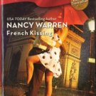 French Kissing by Nancy Warren Harlequin Blaze Romance Novel Book 0373793936