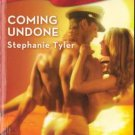 Coming Undone by Stephanie Tyler Harlequin Blaze Romance Novel Book 0373793197