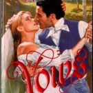 Vows by Margaret Moore Harlequin Historical Novel Romance Fiction Book 0373288484