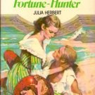 The Fortune-Hunter by Julia Herbert Harlequin Historical Book 0373050054 0373745052