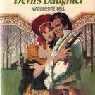 The Devils Daughter by Marguerite Bell Harlequin Historical Novel Book 0373050089