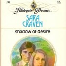 Shadow Of Desire by Sara Craven Harlequin Presents Romance Novel Book 0373103980