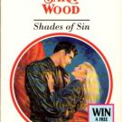 Shades Of Sin by Sara Wood Harlequin Presents Romance Novel Book 0373117655