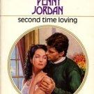 Second Time Loving by Penny Jordan Harlequin Presents Novel Book 0373114761