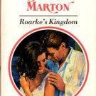 Roarke's Kingdom by Sandra Marton Harlequin Presents Romance Novel Book 0373115741