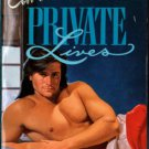 Private Lives by Carole Mortimer Harlequin Presents Plus Romance Love Fiction Fantasy Novel Book
