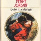 Potential Danger by Penny Jordan Harlequin Presents Romance Fiction Fantasy Love Novel Book