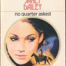 No Quarter Asked by Janet Dailey Harlequin Presents Romance Novel Book 0373101244