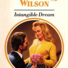Intangible Dream by Patricia Wilson Harlequin Presents Novel Book 0373115784