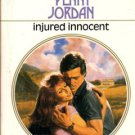 Injured Innocent by Penny Jordan Harlequin Presents Romance Novel Book 0373108834