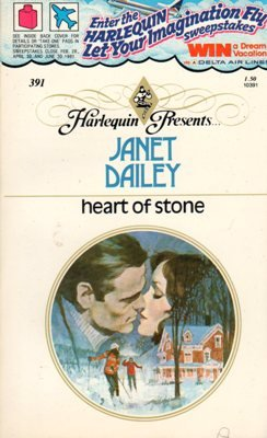 Heart of Stone by Janet Dailey Harlequin Presents Novel Romance Book 0373103913