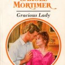 Gracious Lady by Carole Mortimer Harlequin Presents Novel Romance Book 0373116578