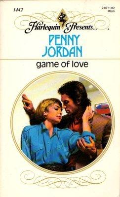Game Of Love by Penny Jordan Harlequin Presents Novel Romance Book 0373114427