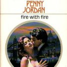 Fire With Fire by Penny Jordan Harlequin Presents Novel Romance Book 0373109164