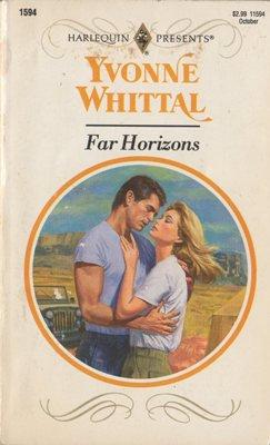 Far Horizons by Yvonne Whittal Harlequin Presents Novel Romance Book Fiction Love