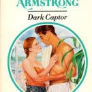 Dark Captor by Lindsay Armstrong Harlequin Presents Novel Romance Book 0373115695