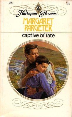 Captive Of Fate by Margaret Pargeter Harlequin Presents Novel Book 0373108133