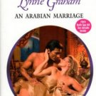 An Arabian Marriage by Lynne Graham Harlequin Presents Novel Book 0373122713