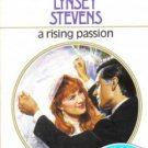 A Rising Passion by Lynsey Stevens Harlequin Presents Novel Romance Book 037311396X