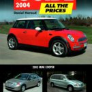 The Canadian Used Car Guide 2004 by Daniel Heraud Pros and Cons Book Powertrain Performance Recall