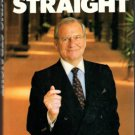 Talking Straight by Lee Iacocca Sonny Kleinfield Hardcover Book 0553052705