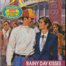 Rainy Day Kisses by Debbie Macomber Harlequin Romance Love Fiction Novel Book 0373030762