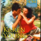 Beyond Summer by Karen Young Harlequin Fiction Romance Novel Book 0373361122